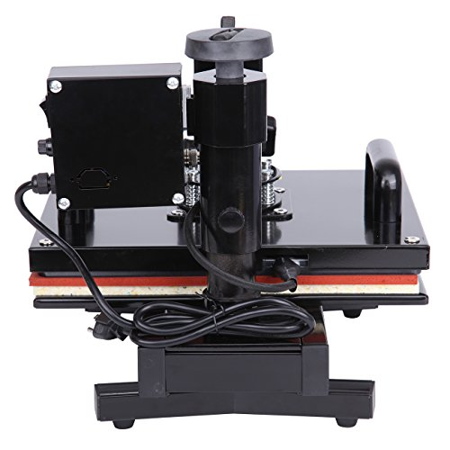 Ridgeyard Digital Swing auswärts T-shirt Foto Hitze Presse Maschine Sublimation Transferdruck 39.5×31.5cm - 5