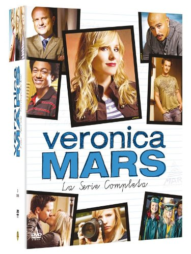 Pack: Veronica Mars - Temporadas 1-3 [DVD]