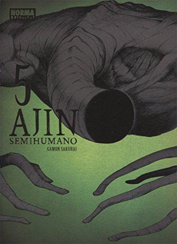 Ajin (Semihumano) 05 por Gamon Sakurai