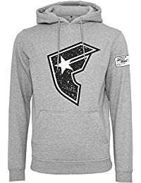 590fd421ee5 Famous Stars And Straps Men s Composition Hoody T-Shirt