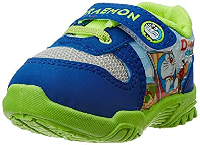 Doraemon Baby Boy's Blue Sneakers - 5 UK