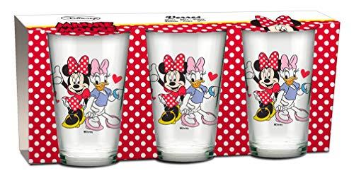 Disney Minnie Mouse und Daisy Duck Gläser