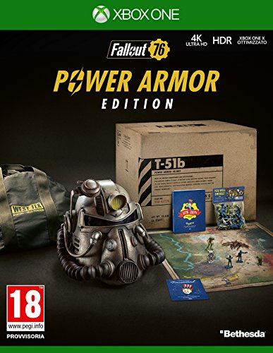 Fallout 76 Power Armor Ed
