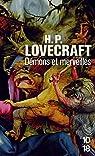 Démons et merveilles par Lovecraft