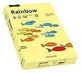 Kopa A3 Rainbow 80G 500Bl.Pastell, Hellgelb