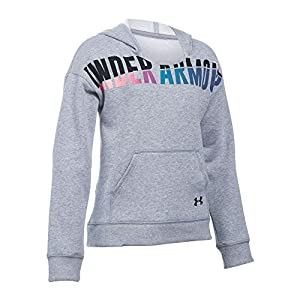 Under Armour Mädchen Fitness Sweatshirt Favorite Fleece Hoody