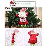 AMUSTER Mode Sacchetto Della Caramella Di Natale (C)
