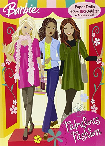 Fabulous Fashion (Barbie Paper Doll)