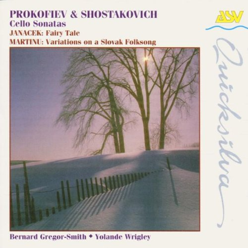 prokofiev-shostakovich-cello-sonatas