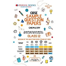 Oswaal CBSE Sample Question Papers Class 12 Chemistry (For March 2019 Exam)