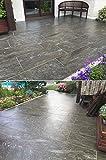 BEKATEQ BE-290 Klinkeröl farblos Keramiköl Schieferöl Steinboden Öl Farbtonvertiefung Pflastersteine Klinkersteine Fassade (10L)