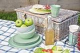 Kitchen Craft CWCLMPLATE11PK4 Colourworks Ext...Vergleich