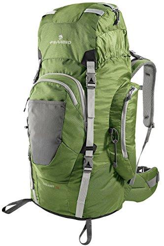 Ferrino Chilkoot 75 Zaino Trekking, Verde, 75 L