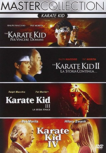 Bild von Karate Kid 1 & 2 & 3 & Next Karate Kid - deutscher Ton (4-DVD)