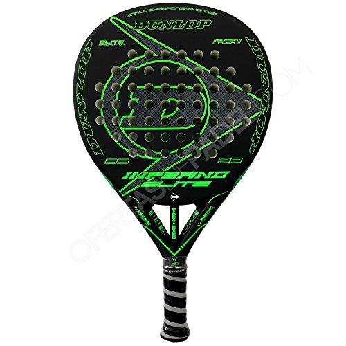 Preisvergleich Produktbild Dunlop Schläger Inferno Elite Green