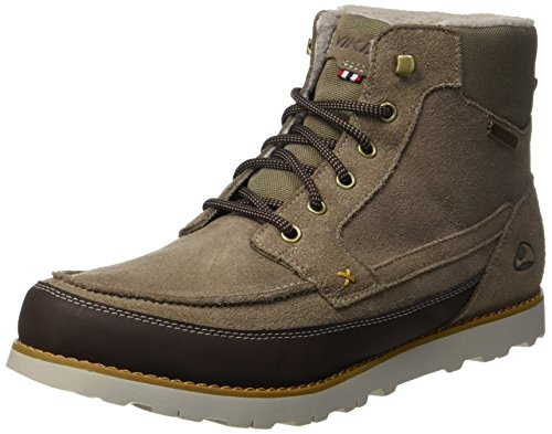 Viking Unisex-Erwachsene Kjenning Jr. Chukka Boots, Beige (Taupe), 41 EU (Gtx Chukka)