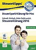 SteuerSparErklärung 2017 - Mac-Version (für Steuerjahr 2016) [Download] - Akademische Arbeitsgemeinschaft