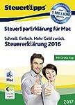 SteuerSparErklärung 2017 - Mac-Versio...