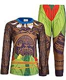 AmzBarley Maui Boys Pjs Schlafanzug für Jungen Kinder Pyjamas Alter