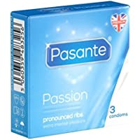 Pasante Passion (Ribbed) - 3 Kondome preisvergleich bei billige-tabletten.eu