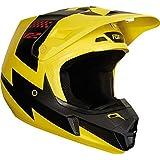 Fox Helmet V de 2mastar, Yellow, tamaño M