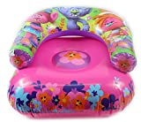Best new Beach Chairs - Giftsbynet NEW Kids TROLLS Inflatable Moon Chair Dreamworks Review