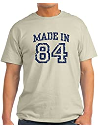 CafePress Made In 84-100% Cotton T-Shirt