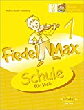 Fiedel-Max für Viola - Schule 1 Klavierbegleitung zur Schule