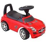 Mercedes Benz Rutscher Kinderauto Rutschauto Laufauto SLS AMG Daimler mit Musik und Hupe