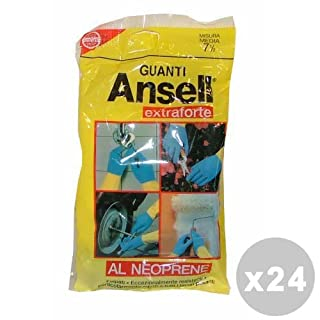 Ansell Set 24Ansell extraforti Gloves Size M Gloves–