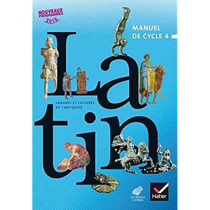 LCA Latin Cycle 4 Éd. 2017 - Livre élève
