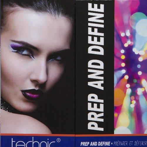 Contour Contour Kit Maquillage Fond De Teint + Poudre + Pinceau + fixspray – Create The Look.