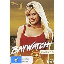 Baywatch: Season 6 DVD by David Hasselhoff