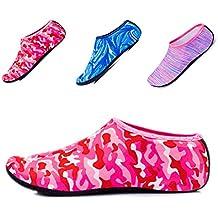 Amazon.es  calcetines natacion - Rojo 15d6b4fd35d