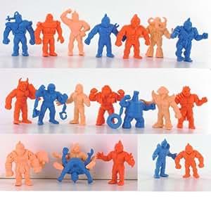 Série de 20 figurines Kinnikuman (Muscleman) B