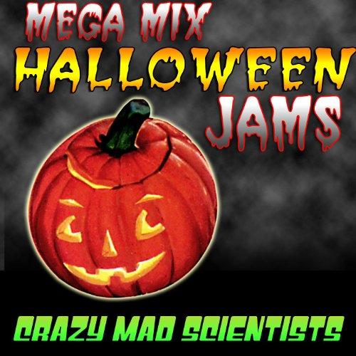 Mega Mix Halloween Jams