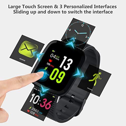 Zoom IMG-1 orologio fitness tracker smartwatch sport