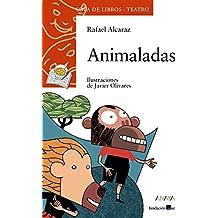 Animaladas (Sopa de Libros / Soup of Books)