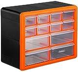 VonHaus 12 Drawer Storage Cabinet Organiser