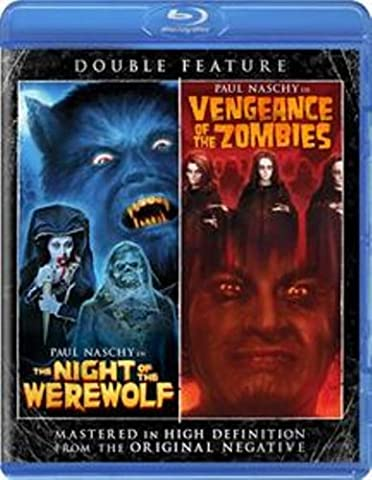 Night of the Werewof & Vengeance of the Zombie [Blu-ray]