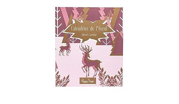 Calendrier Peggy Sage.Advent Calendar Amazon Co Uk Beauty