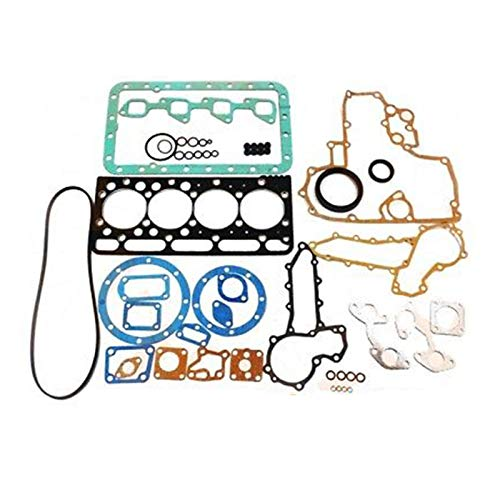 V2203 V2203B V2203T Full Gasket Set Bobcat Steer Loader Case Scat Track -  SINOCMP Excavator Parts for Kubota Parts, 3 Month Warranty
