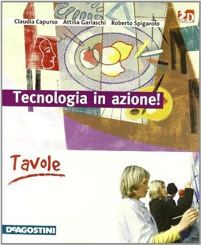 TECN.AZIONE PACK +CD +LD