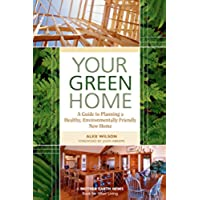 Your Green Home: A Guide to Planning