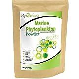 Polvo Marino Fitoplanton (100g)  La mejor calidad disponible   Por MySuperfoods