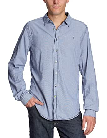 Campus - W66 1248 42072 - Casual Shirt - Homme - Multicolore (C10) - Small