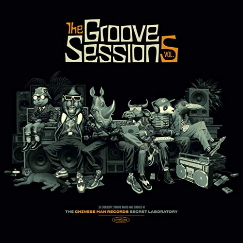 The Groove Sessions Vol.5