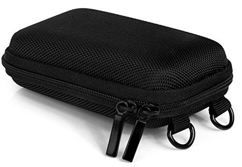 Baxxtar Hardcase PURE black S Kameratasche universal mit Schultergurt und Gürtelschlaufe (passend zu: Siehe Produktmerkmale) (schwarz)