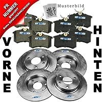 2x Ankerblech Schutzblech Bremsscheibe Deckblech vorne für VOLVO 240 260 o ABS