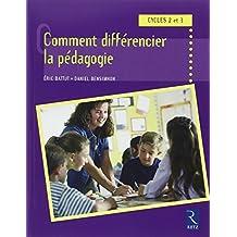 Comment différencier la pédagogie